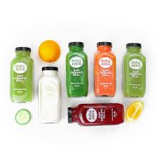 Cold Pressed Organic Juice Bar