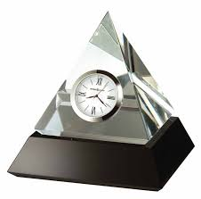 movado tcl 136 m crystal bow crystal clock the clock depot
