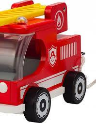 100 Fire Truck Red Hape