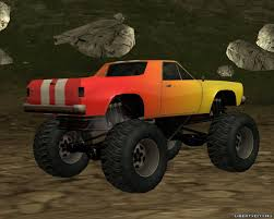 Marshall (Picador Monster-truck) [SA Style] For GTA San Andreas Images Of All Cheats For Gta 4 Ps3 Spacehero The Liberator Monster Truck Spawns At The Rebel Radio Station Gta Xbox 360 A Definitive Guide Beta Vehicles Wiki Fandom Powered By Wikia Albany Cavalcade Fxt Cabrio For Grand Theft Auto Iv Cars Bikes Aircraft 5 Items Players And World Marshall Place Pc 100 Save Game Updated Details On Exclusive Coent Returning Gtav Ps4 Xbox
