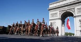 Is Halloween Always Capitalized by Bastille Day Parade Marks Centennial Of Us Involvement In Wwi