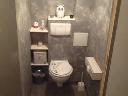 idee deco toilette en gris on decoration d interieur moderne wc