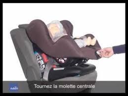 siege auto iseos neo iséos néo de bébé confort inclinaison