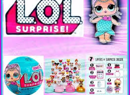 Lol Surprise Doll Series 1 Wave 2 Mermaid Brand New Rare