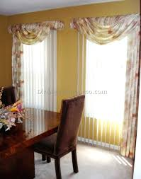 Dining Room Valance Curtains For Best Furniture Sets Pics Lighting
