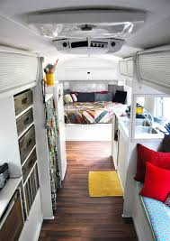 100 Inside An Airstream Trailer A Small Life Van Life Tiny Home Remodeled Campers
