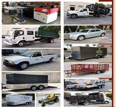 100 Diversified Truck And Equipment Assets Vehicles Electronics Computers Landscaping