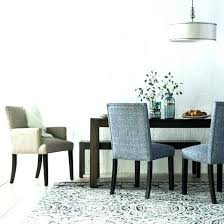 Parsons Chairs Target Dining Room Table Unconvincing