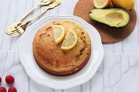 avocadokuchen ohne zucker