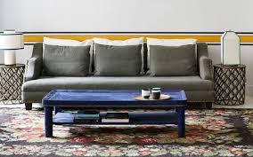 canap lavoine maison lavoine simple rideau ora blanc et bleu with