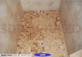 how to clean tile shower floors 盪 lovely marble shower floor