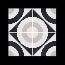 cementine black white mid america tile