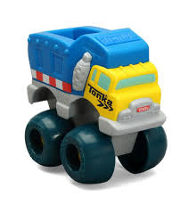 My First Tonka Mini Wobble Wheels Dump Truck - Toys