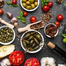 mediterrane küche rezepte spezialitäten essen und trinken