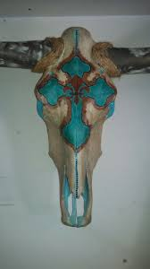 Decorated Cow Skulls Pinterest by 25 Unique Painted Cow Skulls Ideas On Pinterest Cow Skull Art