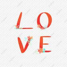 Mão Desenhada Linda Carta De Amor Giro Flor Mão Desenhada
