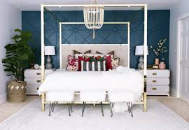100 White House Master Bedroom Makeover With Awesome Accent Wall Classy Clutter