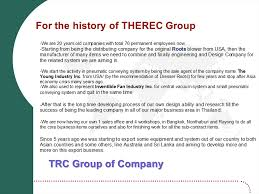 Dresser Roots Blower Distributor by Therec Corporation Ltd Roots Blower Rotary Blower Ring