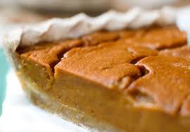 Pumpkin Pie Without Crust And Sugar by Fruit Sweetened Pumpkin Pie Feasting On Fruit