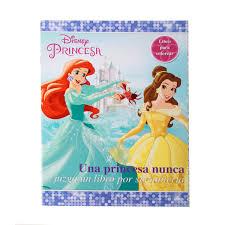Libro P Pintar Princesas Lexus Editores
