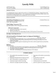 Nurse With No Experience Nursing S Best Of Rhmhidglobalorg Creative Rhfreewiredcom Sample Resume For Registered