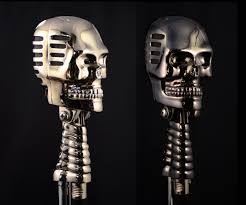 Skull Microphones | DudeIWantThat.com Skull Chair Pattern Plans Lyadirondack Chair Skull Armchair By Harold Sangouard The Ruby Harow Studio Chair Free Shipping Worldwide List Manufacturers Of Harow Buy Get Discount On Download Wallpaper 3840x2160 Nikki Sixx Image Haircut Between Mirrors Betweenmirrors S Instagram Medias Instarix To Satisfy Your Inner Villain Bored Panda Grgory Besson Wwwgreghomefr Executes A Brilliant Design For Gothic Themed