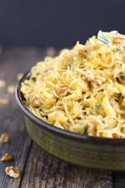 Toasting Pumpkin Seeds In Microwave by Microwave Spaghetti Squash With Sage Browned Butter And Toasted