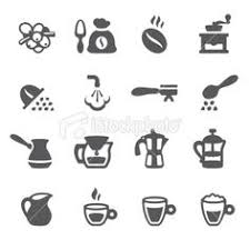 Finished Product Of The Coffee Brew Method Illustrations From My