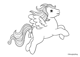 My Little Pony Lineart Drawn With Photoshop You Are Free To Colour This Image But If Want Submit Online Please Credit Me And Link Back P