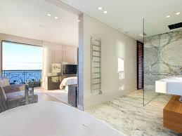 Open Bathroom Concept For Your Master Bedroom Chic 6 Chic Room Partition Ideas For Your Bathroom