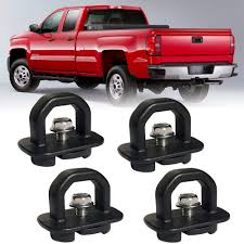 100 Used Pickup Truck Beds For Sale Amazoncom Aukmak 4pcs Tie Down Anchors Bed Side Wall Anchor