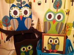 Owl Themed Bathroom Sets by Nursery Owl Bathroom Decor Set Decoration U0026 Furniture