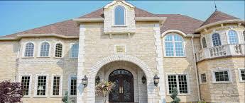 100 Fieldstone Houses Home Custom Stone House Home Improvement