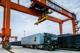 100 Lcl Truck Equipment UPS Launches LCL Service For Rail Logistics Between China And Europe