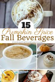 Nonfat Pumpkin Spice Latte Recipe by Recipes Archives Coupons For Your Family