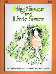 Big Sister And Little Turtleback School Library Binding Edition