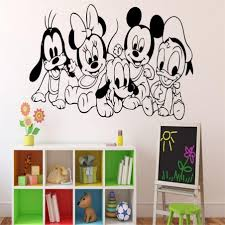 Mickey Mouse Bedroom Ideas by Mesmerizing Mickey Mouse Canvas Wall Art Mickey Mouse Wall Decal
