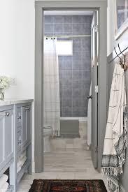 split bathroom design ideas and bathroom reveal