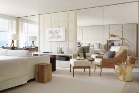 1 Sobe Miami High Rise Homes Design By Debora Aguiar Natural Refined Neutral Master Bedroom