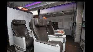siege business air air transat class review