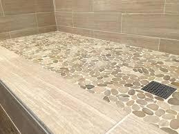 tile for shower floor grey mosaic tile cleaning