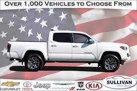 Pre-Owned 2017 Toyota Tacoma Limited 4D Double Cab In Yuba City ...