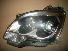 headlights for gmc acadia ebay