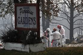 100 Paradise Foothills Apartments Rebuilding Finding Health Care After Total Destruction