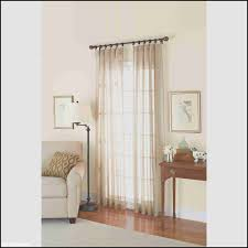 Sheer Curtain Panels Walmart by Better Homes And Gardens Curtain Rods Walmart Home Outdoor