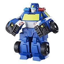 Amazon.com: Playskool Heroes Transformers Rescue Bots Chase The ...