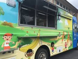 100 Big Blue Truck Free Lunch With The Food Hamilton City School District