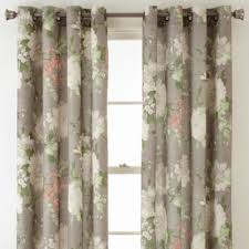 Jc Penney Curtains With Grommets by Jcpenney Home Farrah Grommet Top Curtain Panel Jcpenney