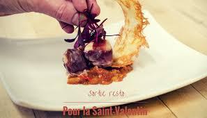 cuisine valentin une sortie classique au restaurant pour la valentin