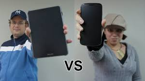 Smartphone vs Tablet The Ultimate parison and Usability Test